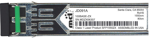 HP JD091A (100% HP Compatible) SFP Transceiver Module