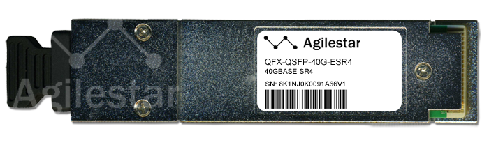 Juniper Networks SFP+ Cables QFX-QSFP-40G-ESR4 (Agilestar Original) SFP+ Direct Attach Transceiver Module