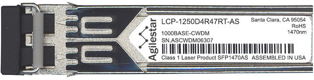 Delta LCP-1250D4R47RT-AS (Agilestar Original) SFP Transceiver Module