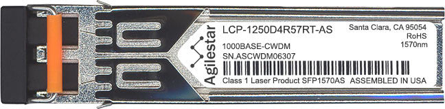 Delta LCP-1250D4R57RT-AS (Agilestar Original) SFP Transceiver Module