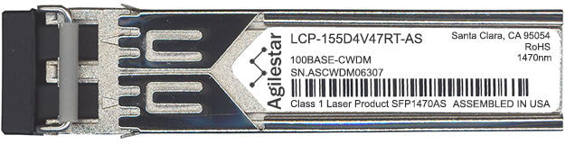 Delta LCP-155D4V47RT-AS (Agilestar Original) SFP Transceiver Module