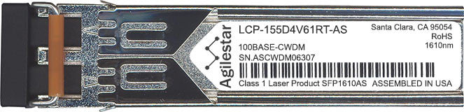 Delta LCP-155D4V61RT-AS (Agilestar Original) SFP Transceiver Module