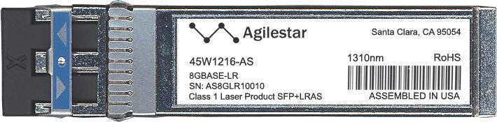 IBM 45W1216-AS (Agilestar Original) SFP+ Transceiver Module