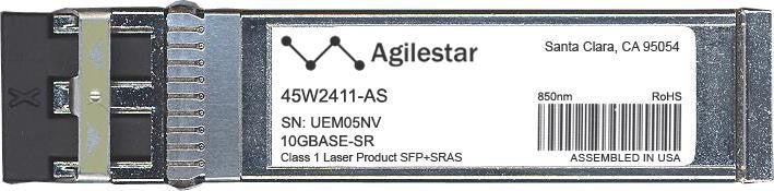 IBM 45W2411-AS (Agilestar Original) SFP+ Transceiver Module