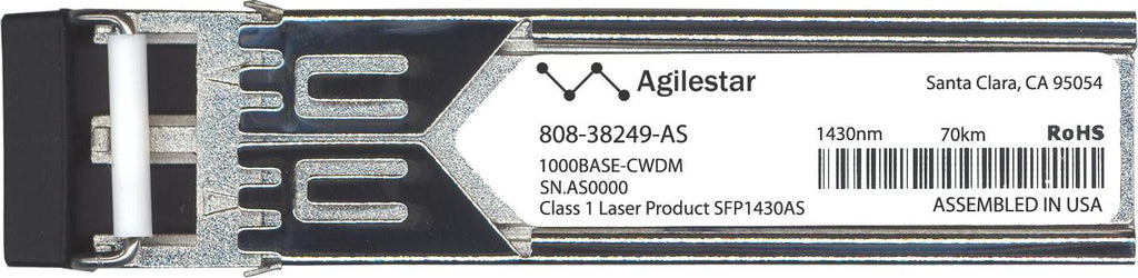IMC Networks 808-38249-AS (Agilestar Original) SFP Transceiver Module
