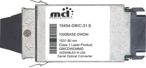 Cisco GBIC Transceivers 15454-GBIC-31.9 (100% Cisco Compatible) GBIC Transceiver Module
