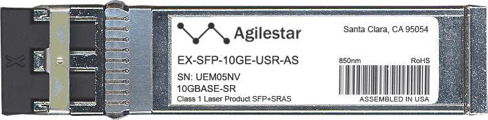 Juniper Networks EX-SFP-10GE-USR-AS (Agilestar Original) SFP+ Transceiver Module