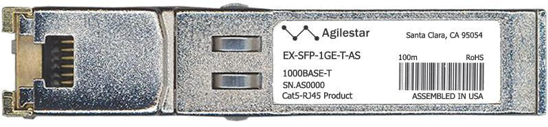 Juniper Networks EX-SFP-1GE-T-AS (Agilestar Original) SFP Transceiver Module