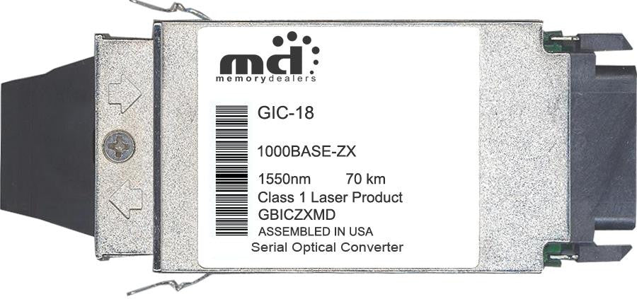 RiverStone Networks GIC-18 (100% RiverStone Compatible) GBIC Transceiver Module