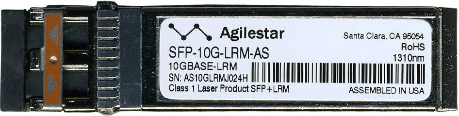 Cisco SFP+ Transceivers SFP-10G-LRM-AS (Agilestar Original) SFP+ Transceiver Module