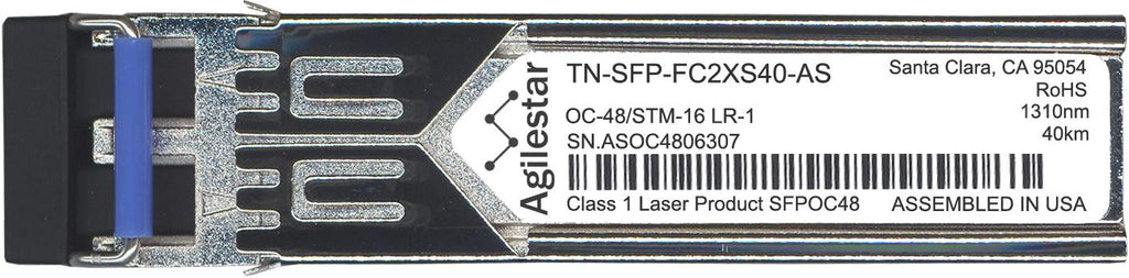Transition Networks TN-SFP-FC2XS40-AS (Agilestar Original) SFP Transceiver Module