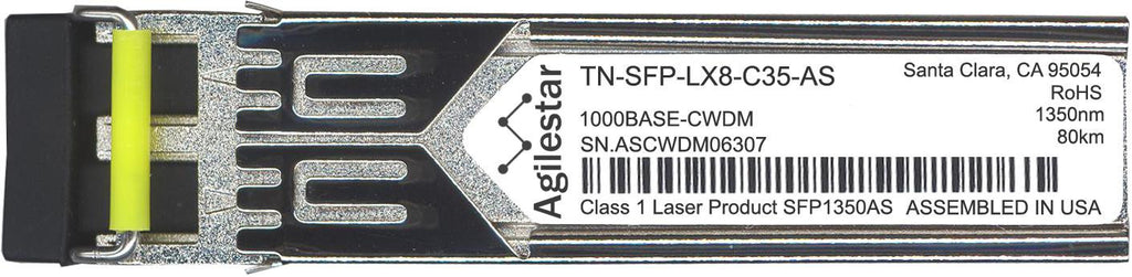 Transition Networks TN-SFP-LX8-C35-AS (Agilestar Original) SFP Transceiver Module