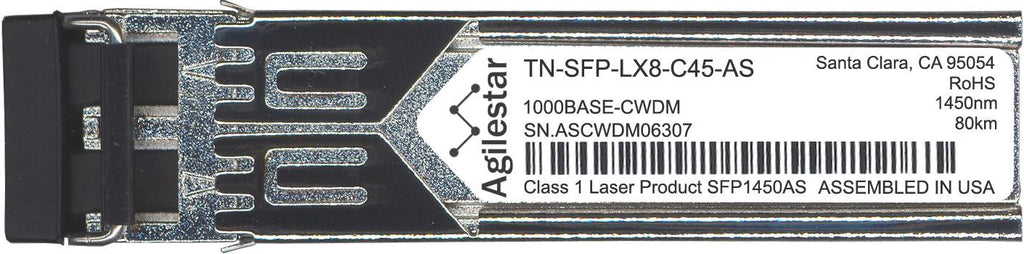 Transition Networks TN-SFP-LX8-C45-AS (Agilestar Original) SFP Transceiver Module