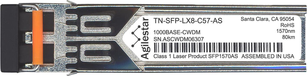 Transition Networks TN-SFP-LX8-C57-AS (Agilestar Original) SFP Transceiver Module