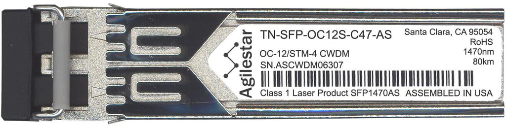 Transition Networks TN-SFP-OC12S-C47-AS (Agilestar Original) SFP Transceiver Module