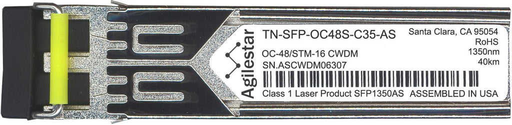 Transition Networks TN-SFP-OC48S-C35-AS (Agilestar Original) SFP Transceiver Module