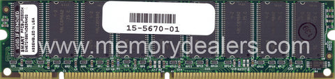 Memory 128MB Approved AS5350 Cisco Shared SDRAM DIMM memory (p/n: MEM-128S-AS535=) Access Server Memory Transceiver Module