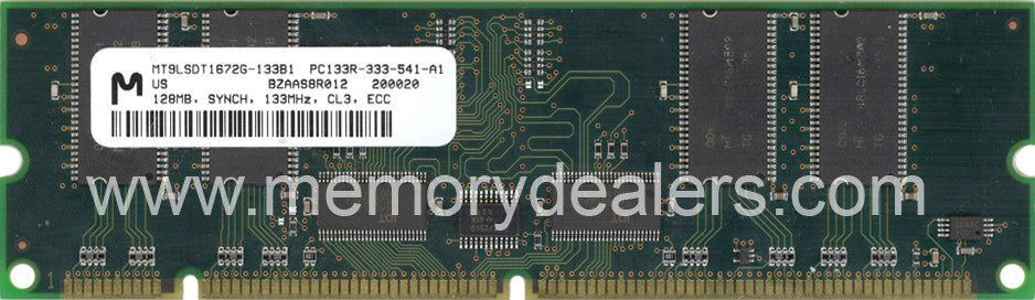 Memory 128MB Approved Cisco VIP4 SDRAM DIMM memory (p/n: MEM-VIP4-128M-SD=) VIP- Versatile Interface Processor Memory Transceiver Module