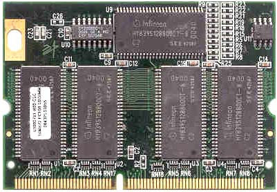 Memory 128MB Cisco Systems NPE 400 Approved Memory Upgrade (p/n MEM-NPE-400-128MB) Cisco Network Processing/Services Engine-NPE,NSE Transceiver Module