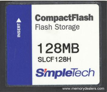 Memory 128MB Third Party Cisco 3725 Series Compact Flash memory (p/n: MEM3725-128CF) Router Memory Transceiver Module