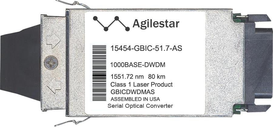 Cisco GBIC Transceivers 15454-GBIC-51.7-AS (Agilestar Original) GBIC Transceiver Module