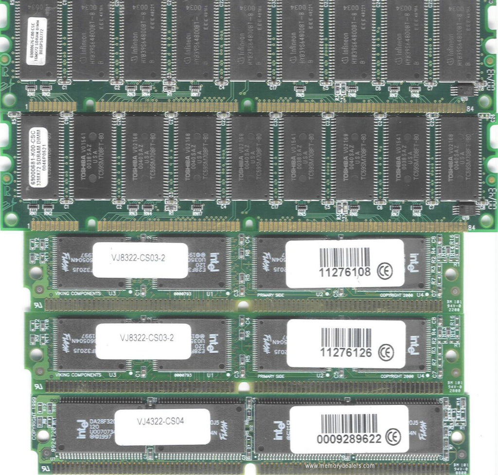 Memory 16MB Cisco Approved Boot Flash, 64MB System Flash, 256MB Main, 128MB Shared (p/n MEM-UP1-AS535) Access Server Memory Transceiver Module
