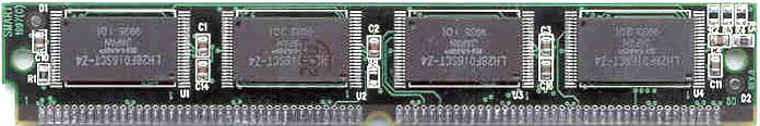 Memory 16MB Cisco Approved Flash SIMM memory (p/n C85-SIMM-16MB or SM73248XA2CRVSO) Lightstream Cisco Memory Transceiver Module