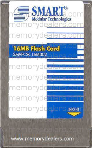 Memory 16MB Approved Cisco 1400 xDSL Series Flash Card memory (p/n: MEM1400-16FC=) Router Memory Transceiver Module