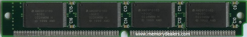 Memory 16MB Third Party memory, Cisco AS5300 Flash SIMM (p/n: MEM-32F-AS53) Access Server Memory Transceiver Module