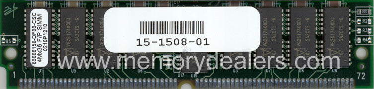 Memory 16MB Approved Cisco 4500-M Shared Module memory (p/n: MEM-4500M-16S=) Router Memory Transceiver Module