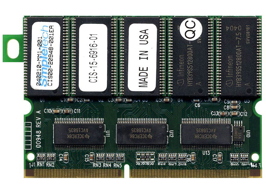 Memory 1GB Approved MSFC3 Main Memory (p/n: MEM-MSFC3-1GB=) Catalyst Series Memory Transceiver Module