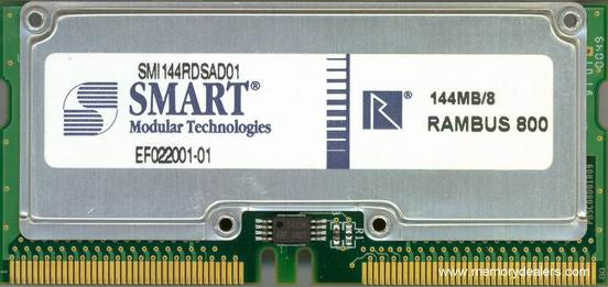 Memory 288MB Approved memory, Cisco CSS 11500 Rambus RIMM (p/n: CSS5-MEM-288=) Cisco Servers Transceiver Module
