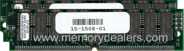 Hardware 32MB (2x16MB) Cisco Systems 4700M Router Memory Kit (p/n MEM-4700M-32D=) Router Memory Transceiver Module
