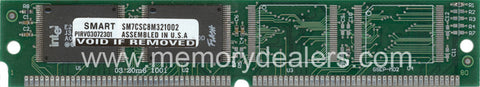 Memory 32MB Approved memory, Cisco ICS 7750 Flash SIMM (p/n: MEM7700-32MFS=) Integrated Communication Systems Transceiver Module