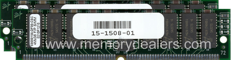 Memory 32MB Approved memory, Cisco 7200 Series DRAM SIMM (p/n: MEM-NPE-32MB=) Cisco Network Processing/Services Engine-NPE,NSE Transceiver Module
