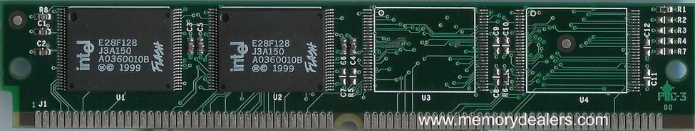 Hardware 32MB Approved memory, Cisco 2600XM Series Flash SIMM (p/n: MEM2600XM-32FS) Router Memory Transceiver Module