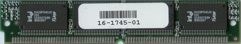 Memory 32MB  Approved memory, Cisco 3660 Series Flash SIMM (p/n: MEM3660-32FS=) Router Memory Transceiver Module