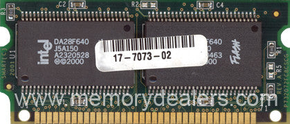 Memory 32MB Approved memory, Cisco S2/MSFC2 Boot Flash (p/n: WS-X6K-MSFC2-KIT) Catalyst Series Memory Transceiver Module