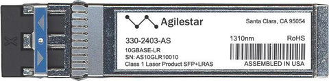 Dell 330-2403-AS (Agilestar Original) SFP+ Transceiver Module
