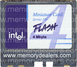 Memory 4MB Approved memory, Cisco 800 Series MiniFlash (p/n: MEM800-4F=) Router Memory Transceiver Module