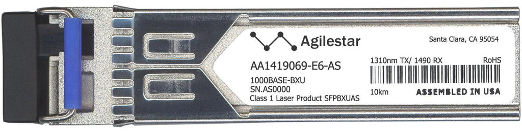 Nortel AA1419069-E6-AS (Agilestar Original) SFP Transceiver Module