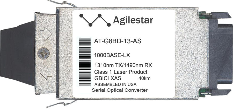 Allied Telesis AT-G8BD-13-AS (Agilestar Original) GBIC Transceiver Module