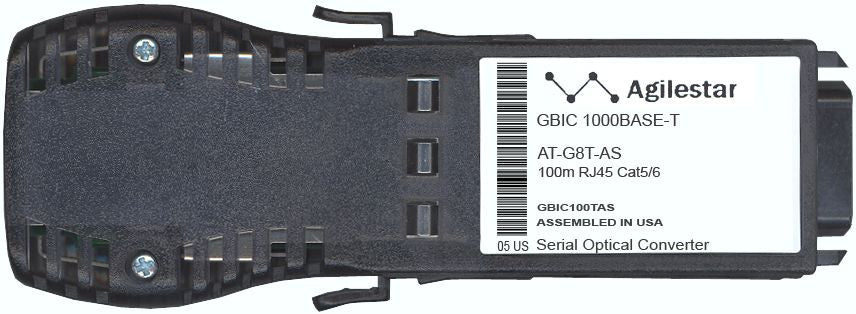 Allied Telesis AT-G8T-AS (Agilestar Original) GBIC Transceiver Module