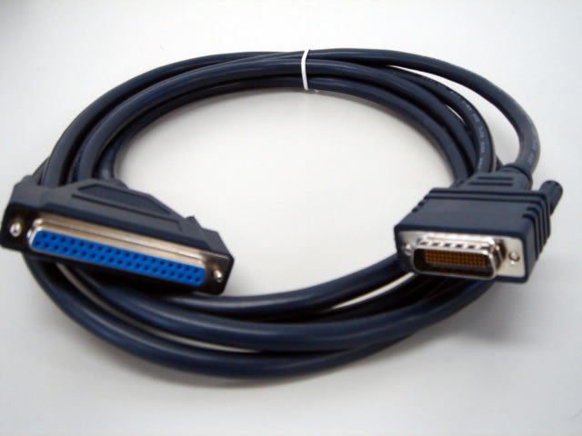Cables Cisco RS-449 Cable, DB60 to DB37 DCE Female (p/n CAB-449FC=)  Transceiver Module