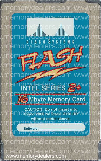 Hardware 16MB Approved Cisco 1600 Series Flash Card memory (p/n: MEM1600-16FC=) Router Memory Transceiver Module