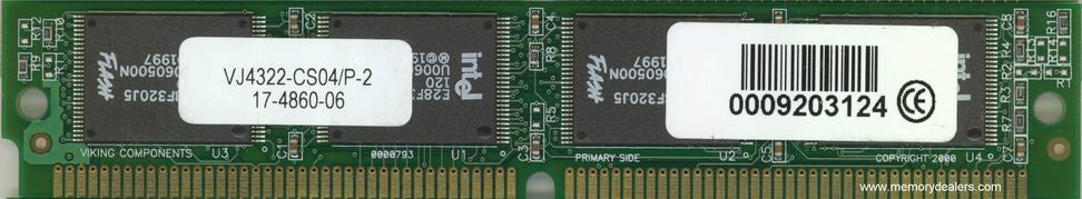 Memory 16MB Approved AS5400 Cisco Boot/Flash SIMM memory (p/n: MEM-16BF-AS54=) Access Server Memory Transceiver Module