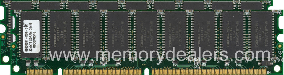 Memory 512MB Approved AS5400 Cisco SDRAM DIMM memory (p/n: MEM-512M-AS54=) Access Server Memory Transceiver Module