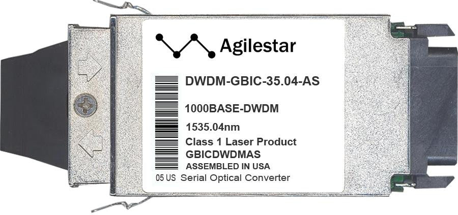 Cisco GBIC Transceivers DWDM-GBIC-35.04-AS (Agilestar Original) GBIC Transceiver Module