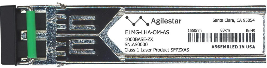 Foundry Networks E1MG-LHA-OM-AS (Agilestar Original) SFP Transceiver Module