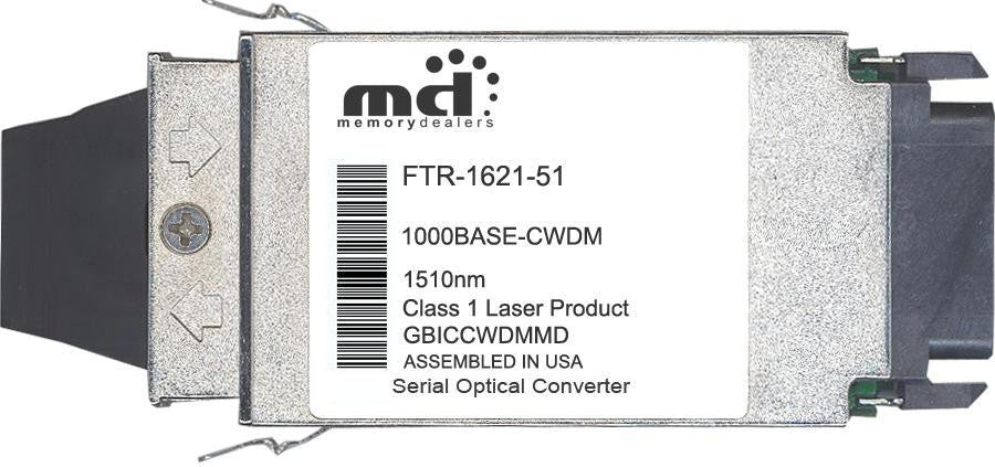 Finisar FTR-1621-51 (100% Finisar Compatible) GBIC Transceiver Module